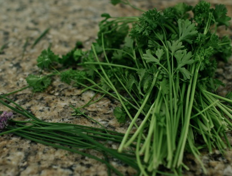 Parsley: It's not just another garnish!
