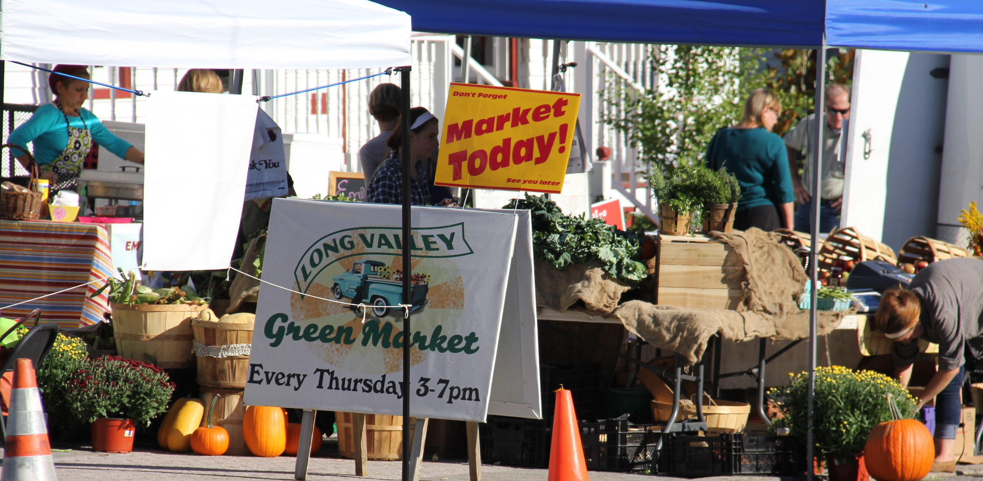 A Must Visit: The Long Valley Green Market