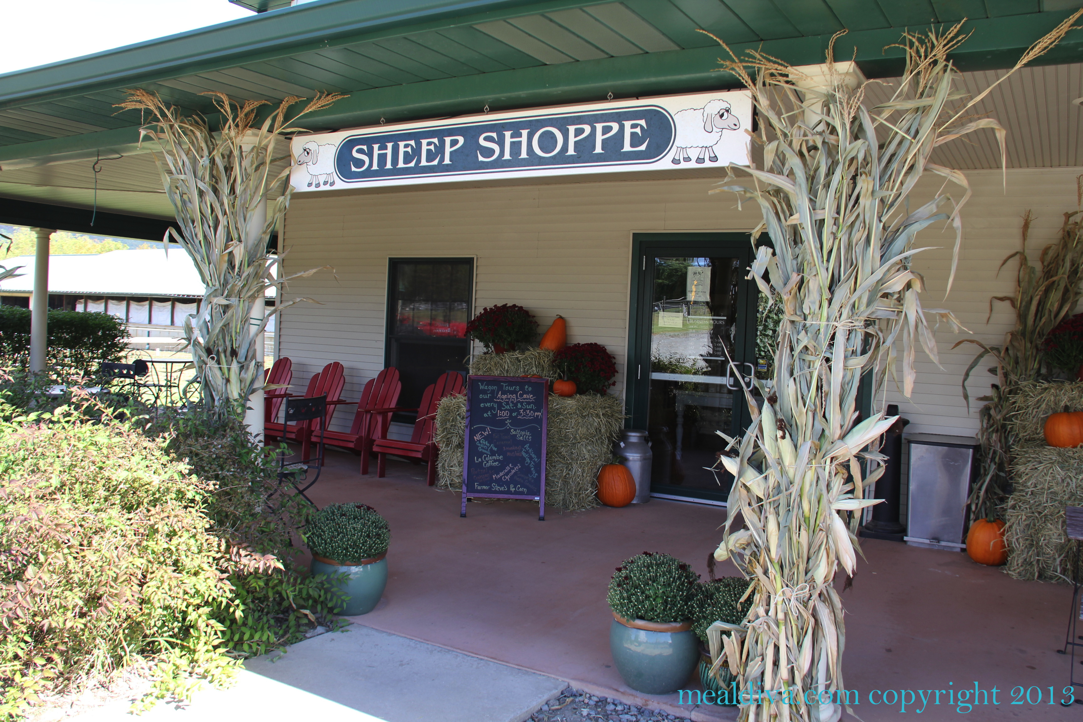 "Be a ""Gastronome"" For The Day: Visit Valley Shepherd Creamery"