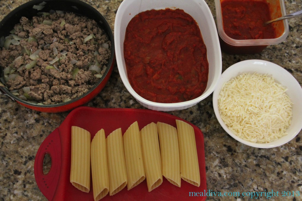 Stuffed shells 5