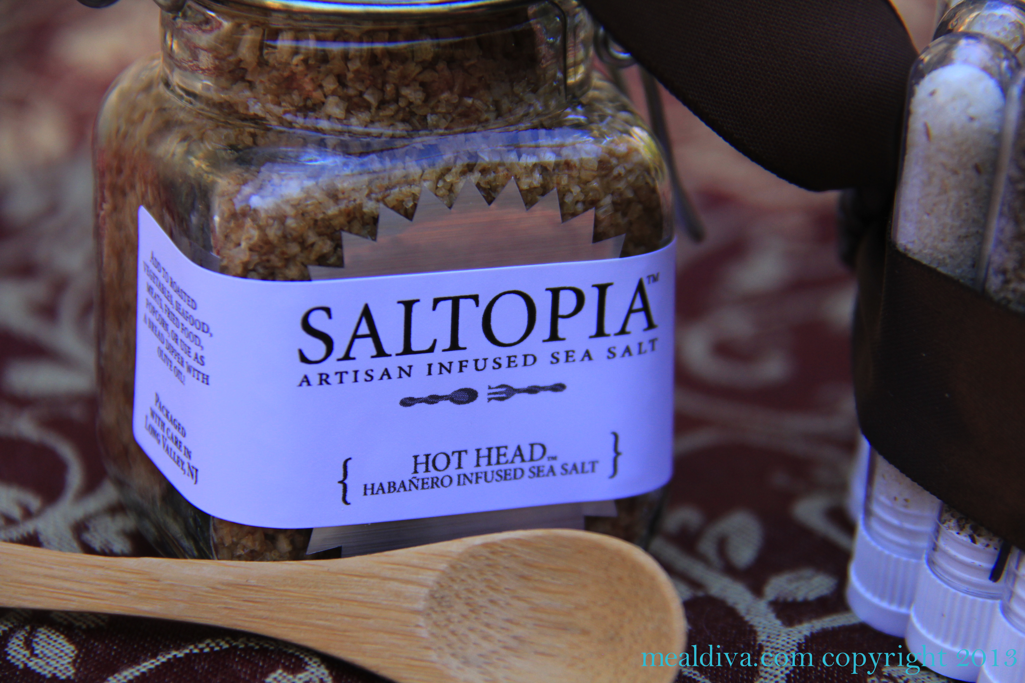Saltopia: Locally Infused Sea Salt