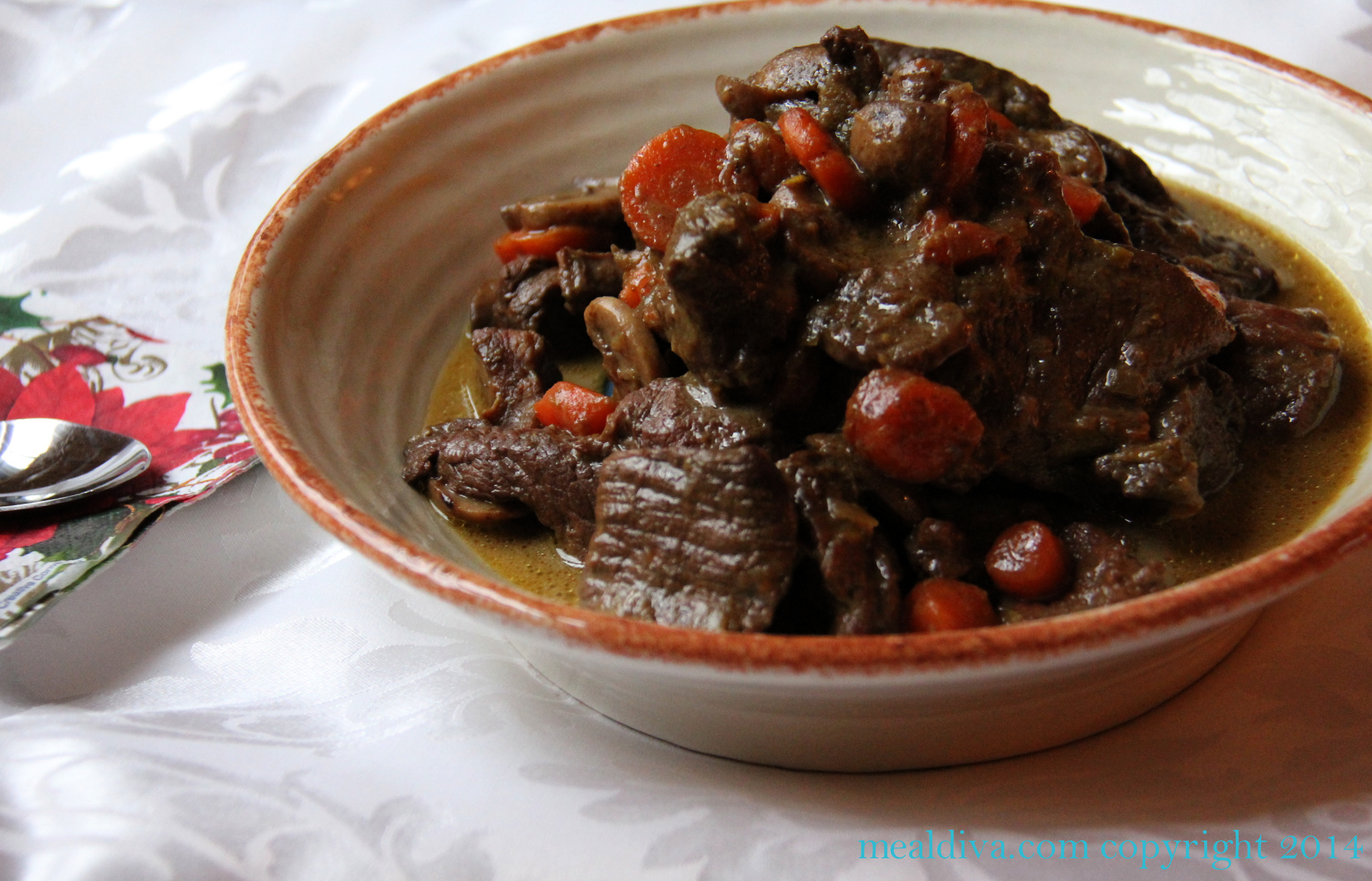 Luscious Veal Stew