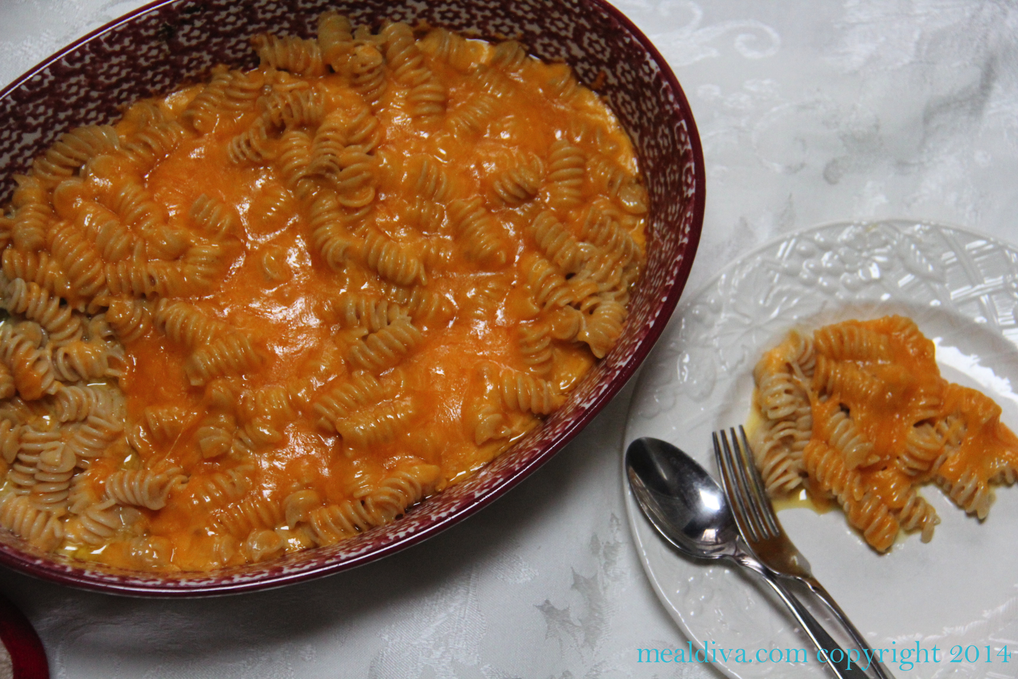 Picky Eater Mac & Cheese