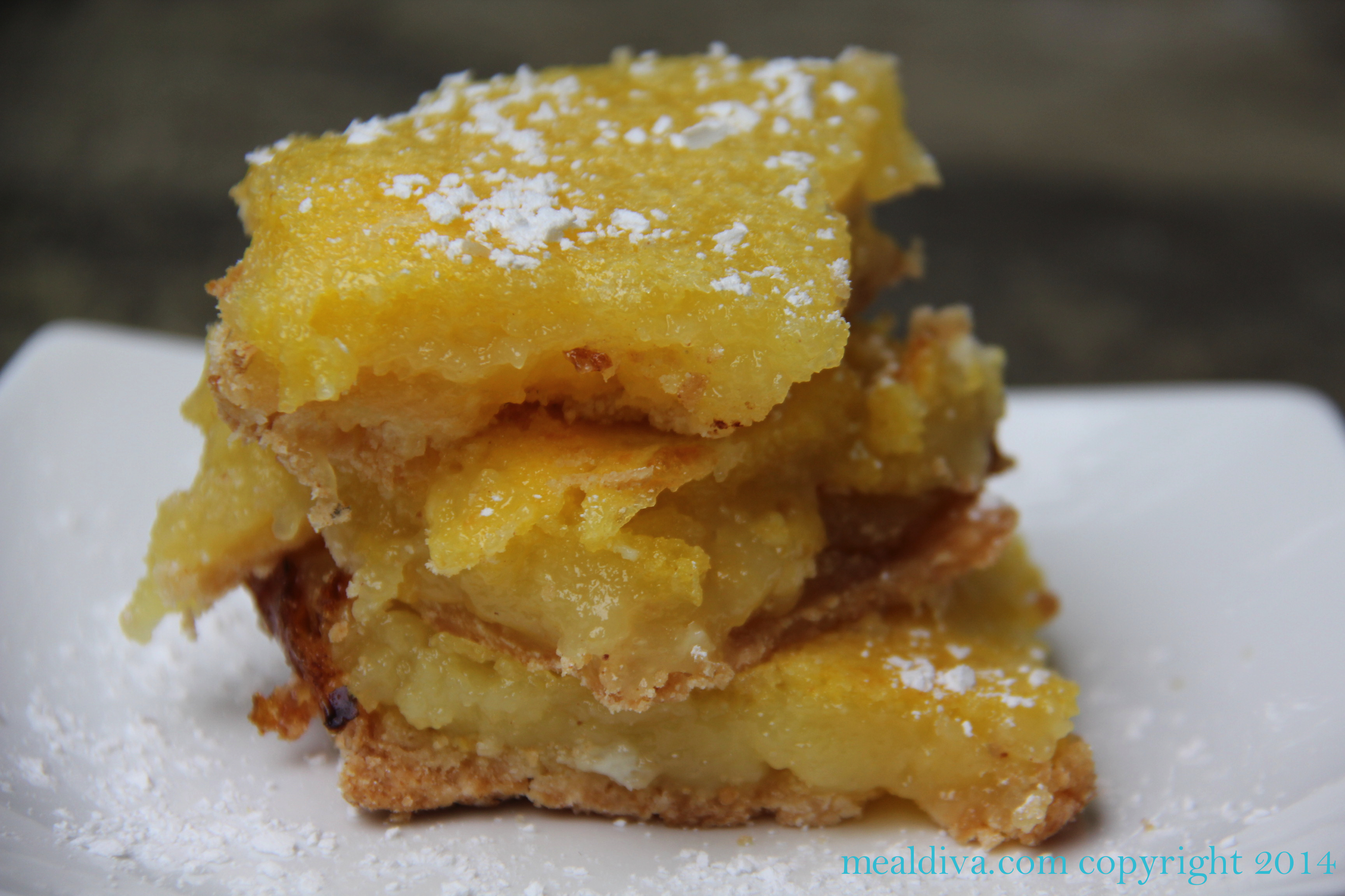 Amazing Lemon Bars