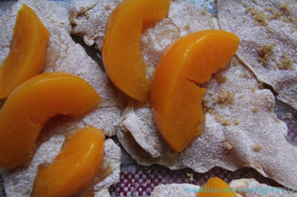 chicken with peaches 2