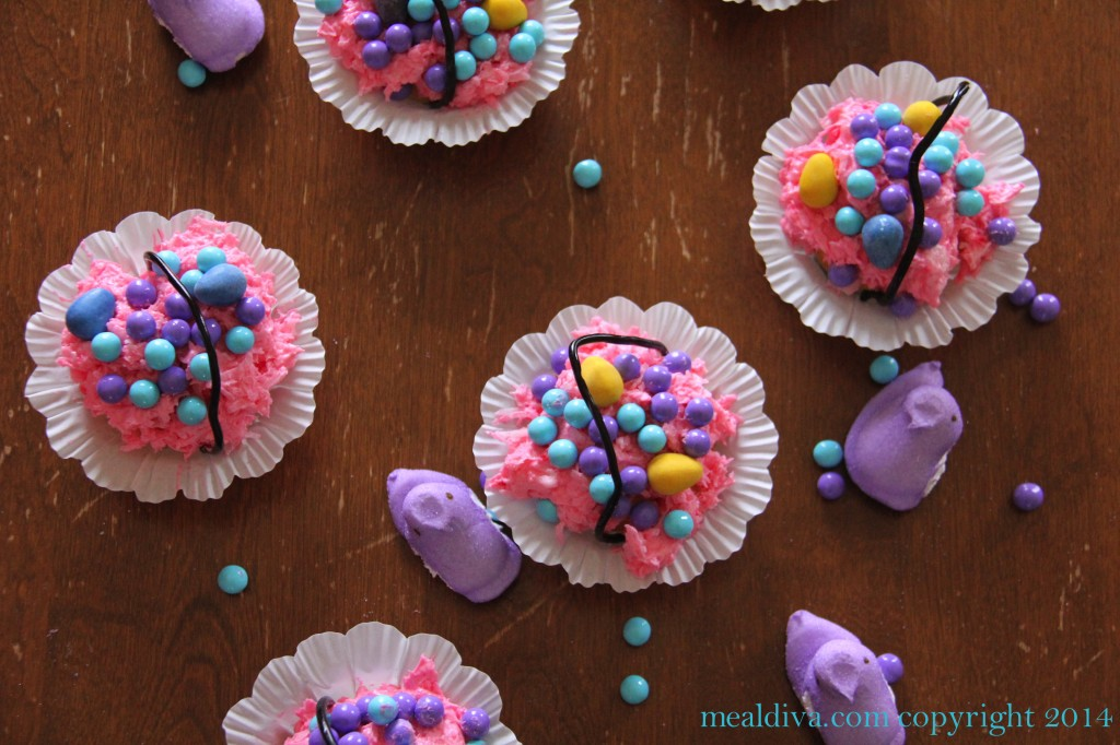 Easter Cupcakes 8