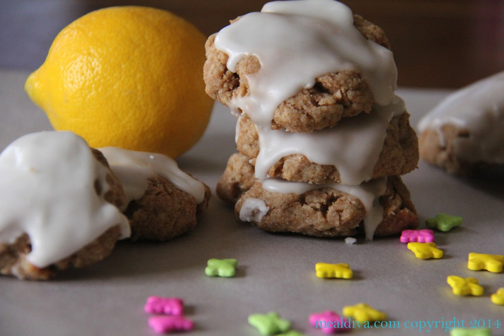 lemon glazed cookies 5