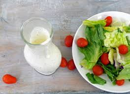 How to make Homemade Salad Dressings