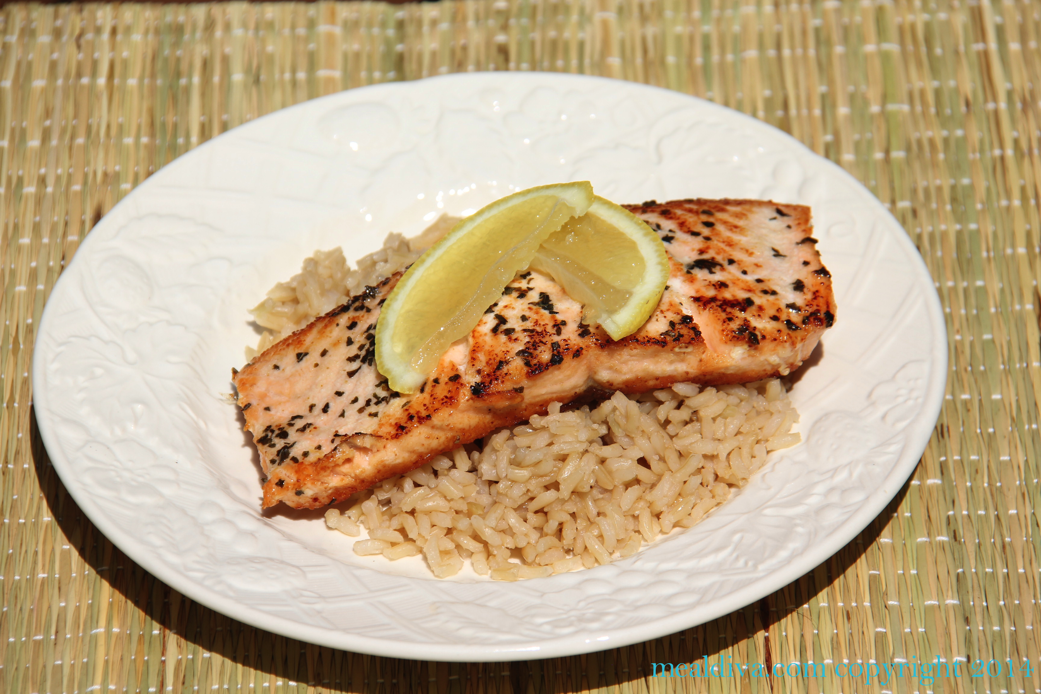 Quick & Easy Salmon