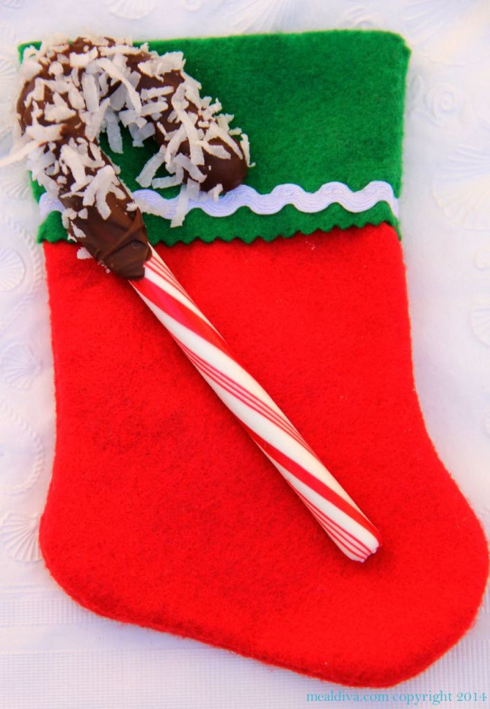 chocolate coated candy canes 2