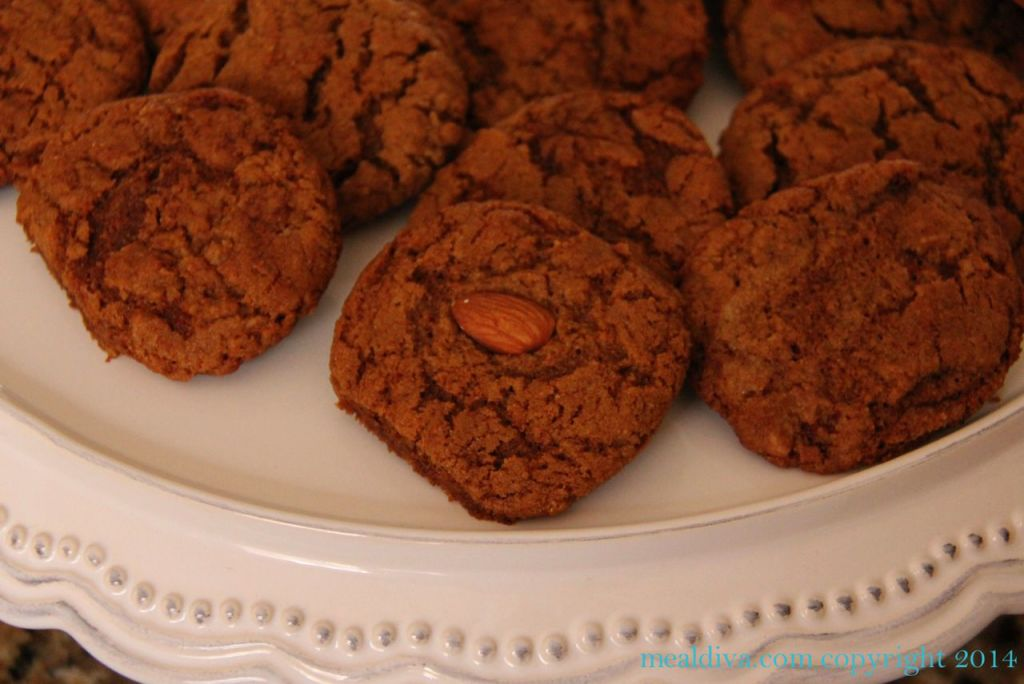 molasses spice cookies 1