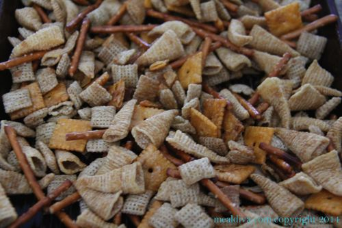 reindeer snack mix 3