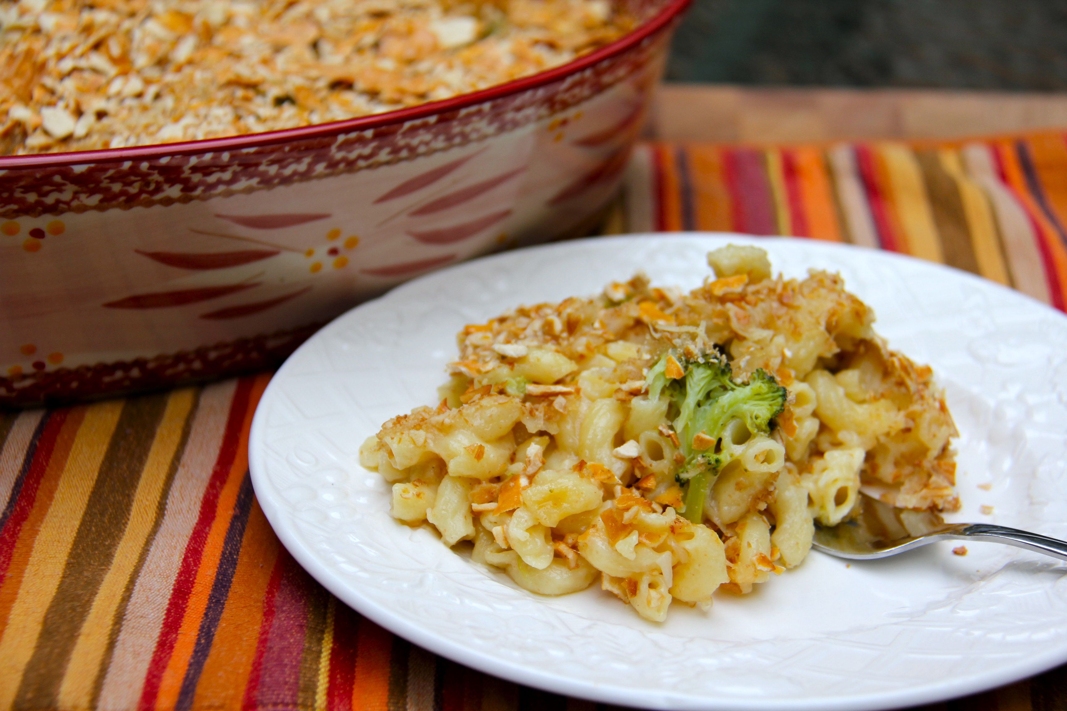 Broccoli Macaroni & Cheese