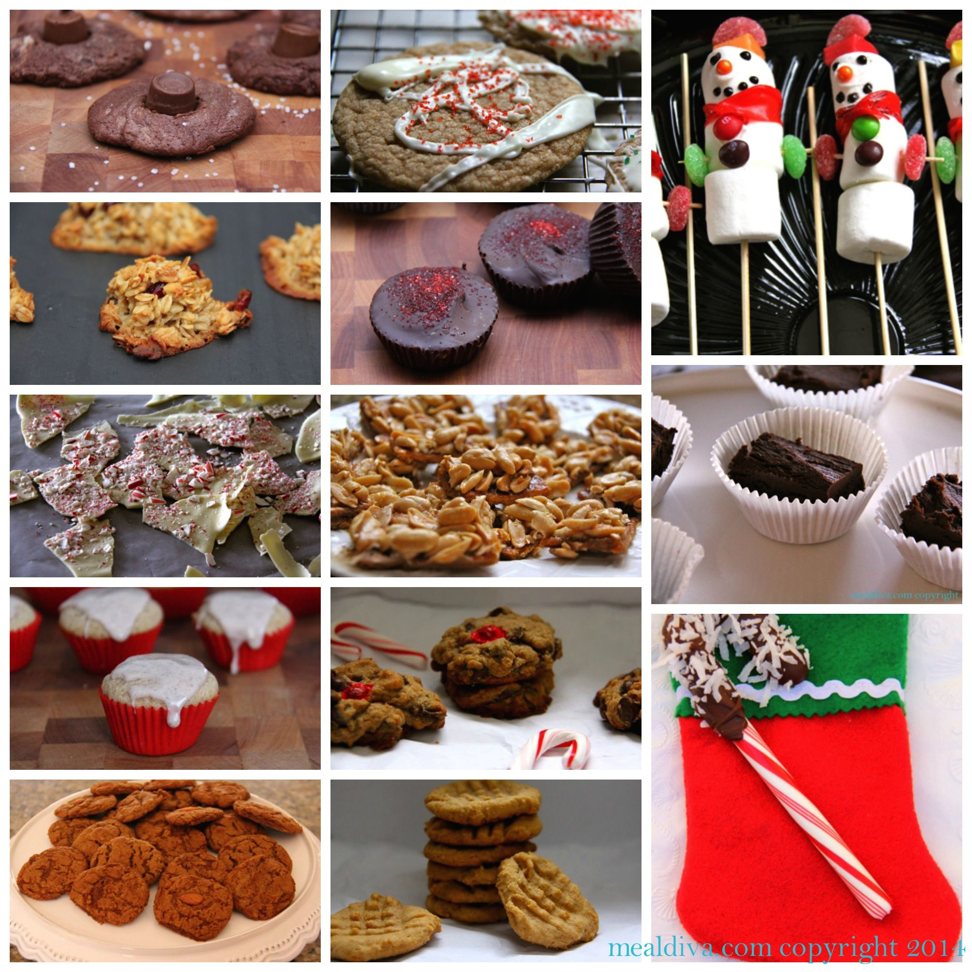 13 Days of Sweet Christmas Recipes & More