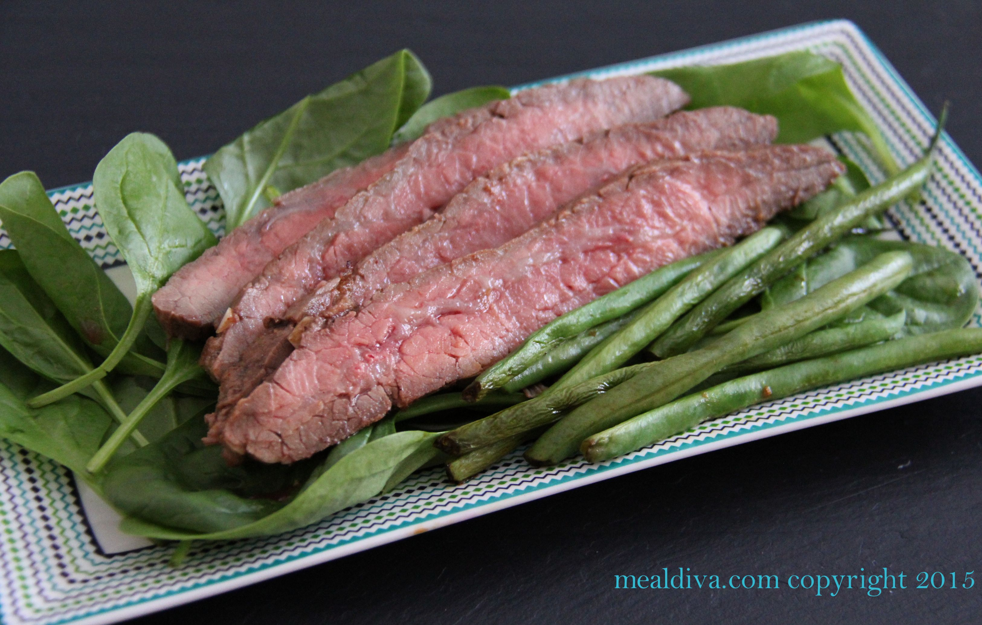 Mexican- Marinated Flank Steak