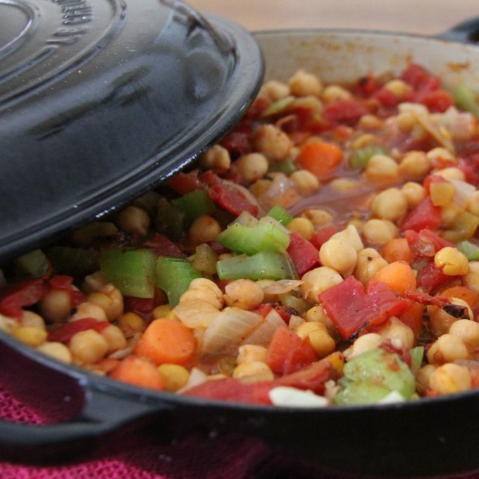 chickpea stew 1