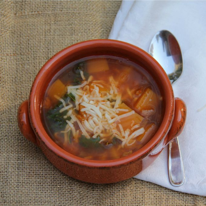 How to freeze homemade soup with recipes