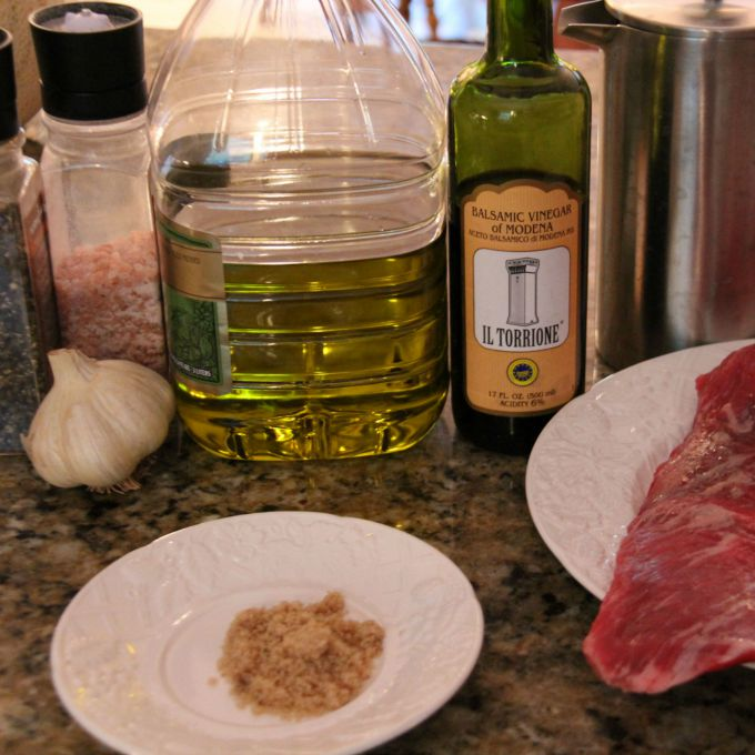 coffee marinade for steak