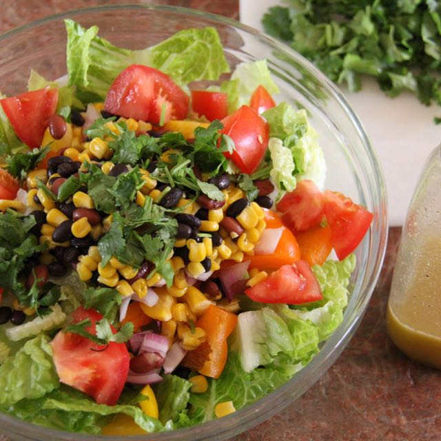 Mexican Chopped Salad 2