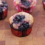 feature images GF blueberry muffins