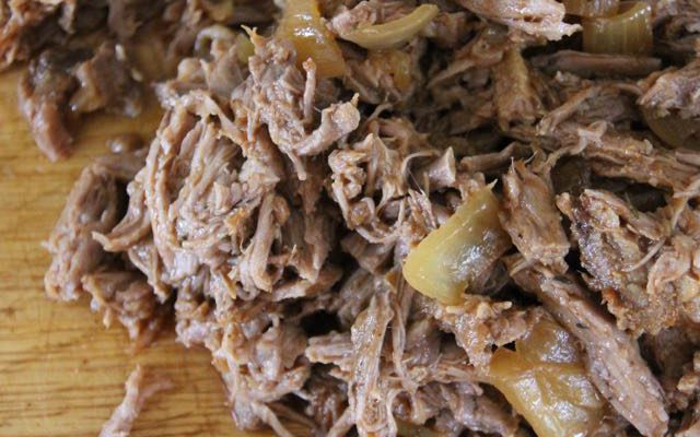 Father's Day Pulled Pork