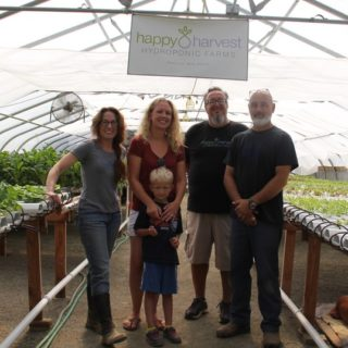 Dirt Free Farming in New Jersey with Happy Harvest Hydroponics