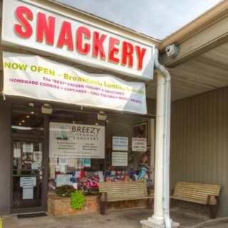Breezy Organic Snackery: A Source for Local Organic Food & Juices