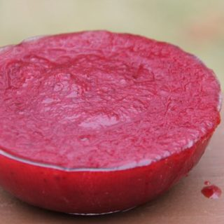 Easy Peasy Scratch Cranberry Sauce with Apple Cider