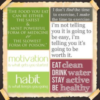"Want to be healthier? Get Rid of the word ""Should"""