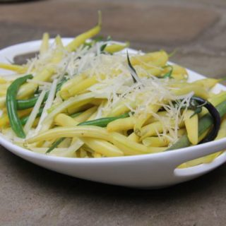 Farm Fresh Green Bean and Fennel Salad