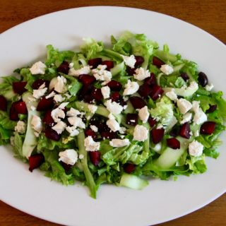 Glorious Beet Salad with Easy Honey Dijon Vinaigrette