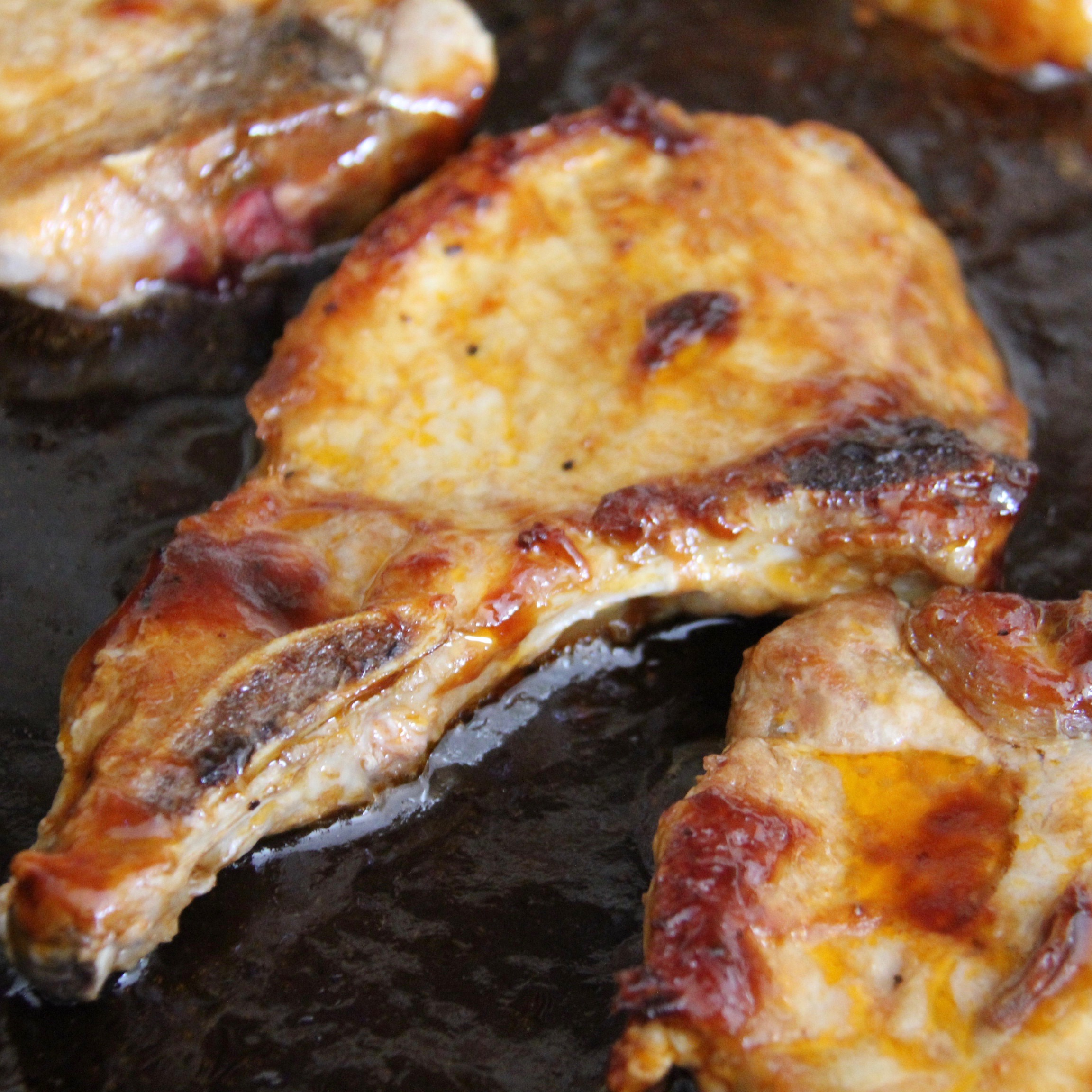 Weeknight Pork Chops 1